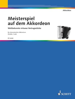Meisterspiel - Partition - Accordéon - laflutedepan.com