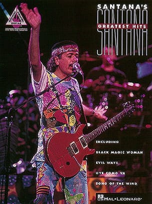 Carlos Santana - Santana's Greatest Hits - Partition - di-arezzo.fr