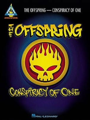 Conspiracy Of One - The Offspring - Partition - laflutedepan.com