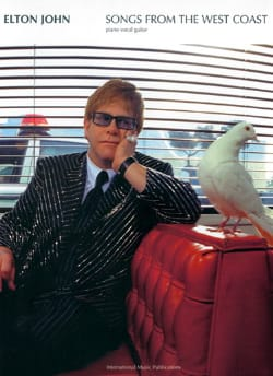 Songs From The West Coast - Elton John - Partition - laflutedepan.com