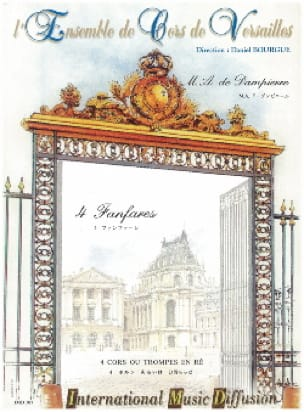 M.A. De Dampierre - 4 Fanfares - Sheet Music - di-arezzo.co.uk