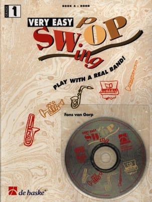 Gorp Fons Van - Very Easy Swop - Grade 1 Book 4 - Sheet Music - di-arezzo.com