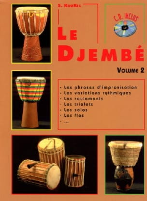 S. Koukel - The Djembe Volume 2 - Sheet Music - di-arezzo.co.uk