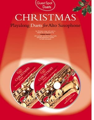 - Guest Spot - Christmas Duets Playalong For Alto Sax - Sheet Music - di-arezzo.com