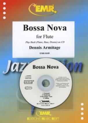 Bossa Nova Dennis Armitage Partition Flûte traversière - laflutedepan
