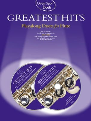 Guest Spot - Greatest Hits Playalong Duets For Flute - laflutedepan.com