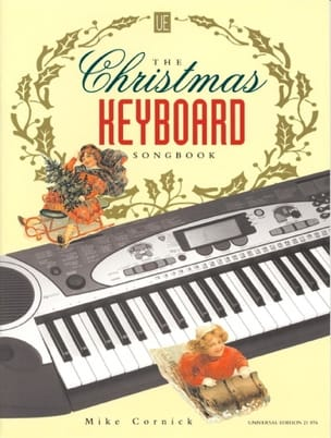 - The Christmas Keyboard Songbook - Sheet Music - di-arezzo.co.uk