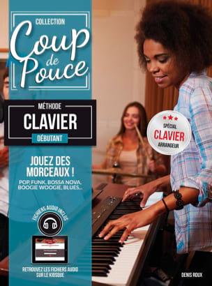 - Méthode Coup de pouce débutant clavier volume 3 - Partition - di-arezzo.fr