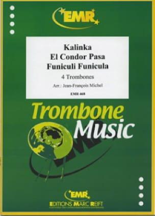 - Kalinka / El Condor Pasa / Funiculi Funicula - Partition - di-arezzo.fr