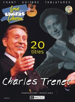 Charles Trenet - 20 Guitar Songs - Sheet Music - di-arezzo.com