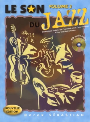 Derek Sébastian - The Sound of Jazz Volume 2 - Book - di-arezzo.co.uk