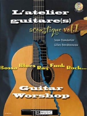 L' Atelier GuitareS Acoustique Volume 1 laflutedepan