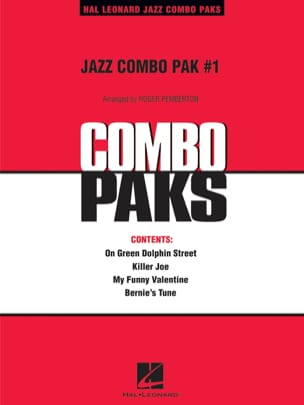 Jazz Combo Pak - Sheet Music - di-arezzo.co.uk