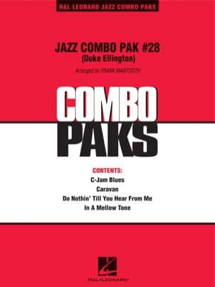Jazz Combo Pak # 28 - Duke Ellington - Partition - laflutedepan.com