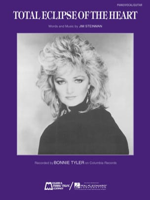 Bonnie Tyler - Total Eclipse Of The Heart - Partition - di-arezzo.fr