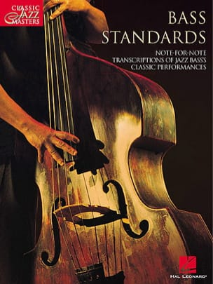 - Bass Standards Classic Jazz Masters - Sheet Music - di-arezzo.co.uk