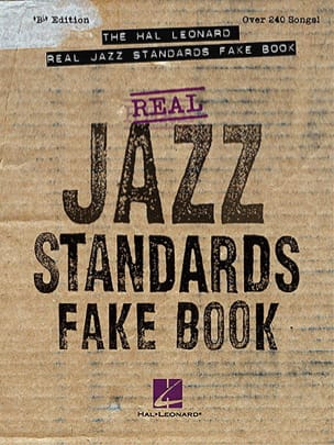 - Real Jazz Standards Fake Book - Partition - di-arezzo.fr