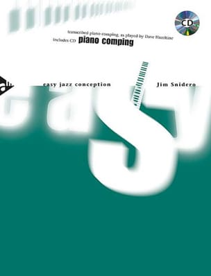Jim Snidero - Easy Jazz Conception - 15 Solo Etudes - Partitura - di-arezzo.it