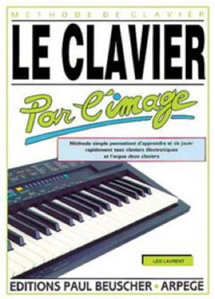 Leo Laurent - The Keyboard by The Image - Sheet Music - di-arezzo.com