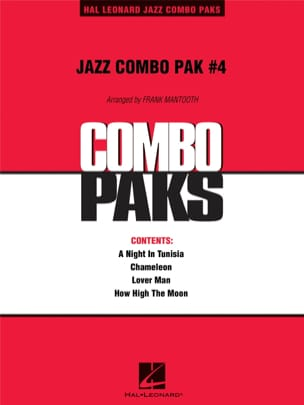 - Jazz Combo Pak # 4 - Partition - di-arezzo.fr
