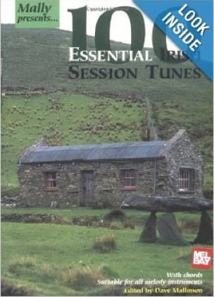 Dave Mallinson - 100 Essential Irish Session Tunes - Sheet Music - di-arezzo.co.uk