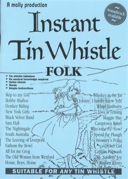 - Instant Tin Whistle Folk - Partition - di-arezzo.fr