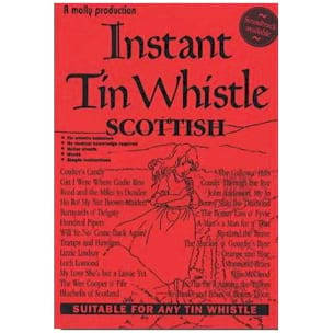 Instant Tin Whistle Scottish Partition laflutedepan