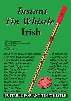 Instant Tin Whistle Irish Partition Flûte traversière - laflutedepan