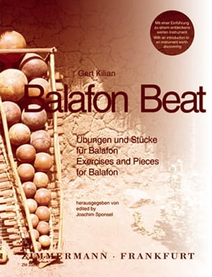 Gert Kilian - Balafon Beat - Partitura - di-arezzo.it