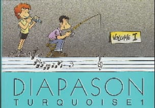 - Turquoise scale diapason volume 1 - Sheet Music - di-arezzo.co.uk