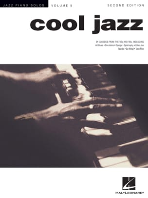 - Jazz Piano Solos - Cool Jazz - Partition - di-arezzo.fr