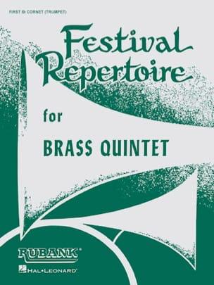 Festival Repertoire for Brass Quintet - laflutedepan.com