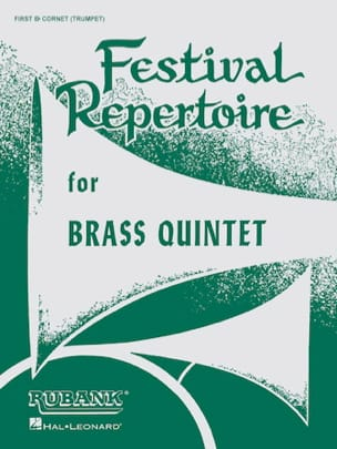Festival Repertoire - Partition - laflutedepan.com