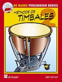 Gert Bomhof - Volume 2 Timbales Method - Sheet Music - di-arezzo.com