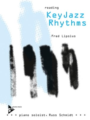 Fred Lipsius - Reading Key Jazz Rhythms - Sheet Music - di-arezzo.co.uk