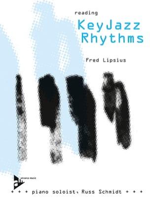 Fred Lipsius - Reading Key Jazz Rhythms - Partition - di-arezzo.fr