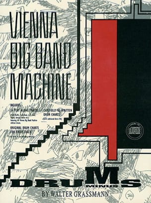 Walter Grassmann - Vienna Big Band Machine Drums Minus - Sheet Music - di-arezzo.co.uk