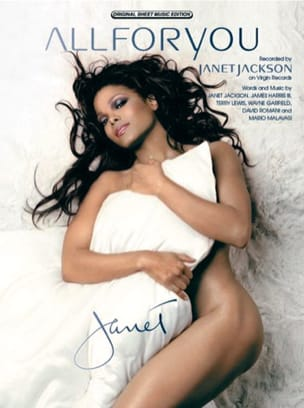 Janet Jackson - All For You - Sheet Music - di-arezzo.co.uk