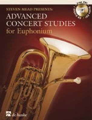 - Advanced Concert Studies - Sheet Music - di-arezzo.co.uk