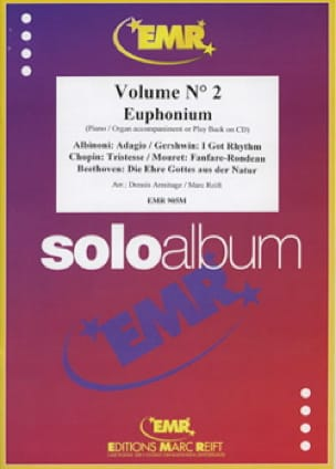 Solo Album N° 02 - Partition - Tuba - laflutedepan.com