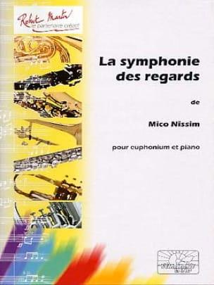 Symphonie Des Regards Mico Nissim Partition Tuba - laflutedepan