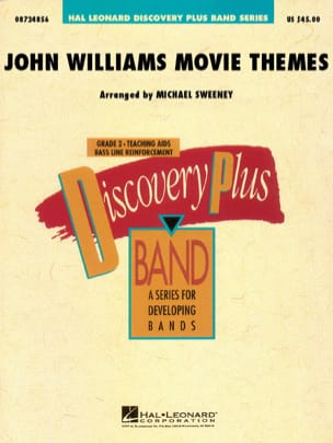 Movie Themes For Band John Williams Partition ENSEMBLES - laflutedepan