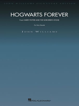 John Williams - Hogwarts Forever - Partition - di-arezzo.fr