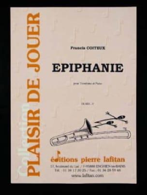 Francis Coiteux - Epifanía - Partitura - di-arezzo.es