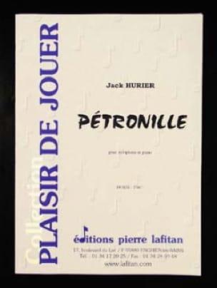 Jack Hurier - Petronilla - Sheet Music - di-arezzo.co.uk