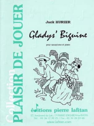 Jack Hurier - Gladys' biguine - Partition - di-arezzo.fr