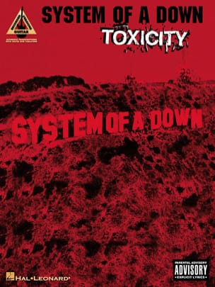 Toxicity System Of A Down Partition Pop / Rock - laflutedepan