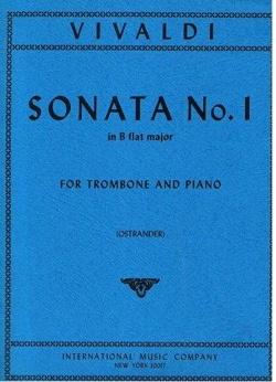 Sonata N° 1 Bb Major R.V 47 - Antonio Vivaldi - laflutedepan.com