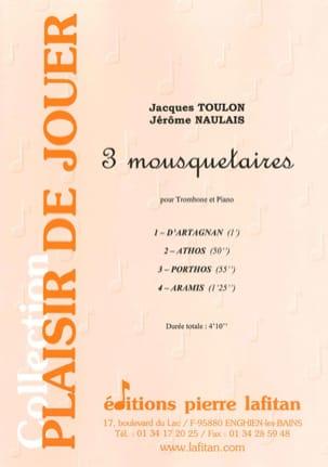 Toulon J. / Naulais J. - Trois Mousquetaires - Partition - di-arezzo.fr