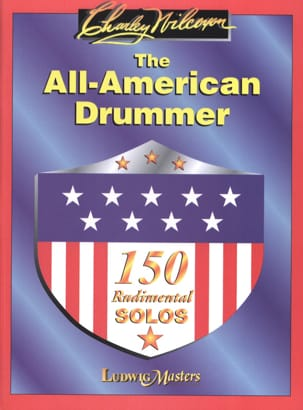 The All American Drummer - 150 Rudimental Solos laflutedepan